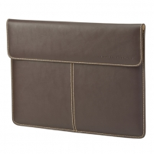 Dėklas 13.3 Leather Sleeve Brown