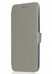 Dėklas Just Must Flip case Slim for Huawei Y6 Pro (Gold)