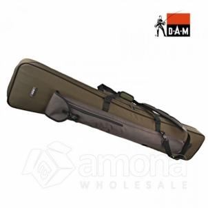 Dėklas meškerėms DAM Deluxe su metaliniu rėmu Žvejybinės dėžės, krepšiai