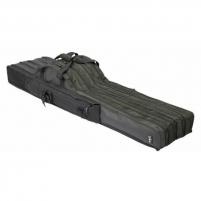 Dėklas meškerėms DAM New 3 Compartment Padded Rod Bag 1.90m Žvejybinės dėžės, krepšiai