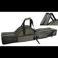 Dėklas meškerėms DAM Rod bag 4 compartments 1.30m 8373130 Žvejybinės dėžės, krepšiai