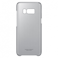 Dėklas telefonui Samsung Clear Cover, for Galaxy S8+ G955, Black
