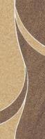 Dekoratyvinė 9.8*29.8 ARKESIA MOCCA A, akmens masės juostelė