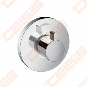 Dekoratyvinė dalis termostatiniam dušo maišytuvui HANSGROHE Select S highflow