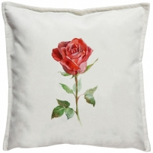 Dekoratyvinė pagalvė Rožė 40x40 cm