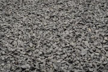 Dekoratyvinė skalda 5-8mm, juoda, 20kg Dekoratyviniai akmenys, skalda