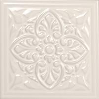 Dekoratyvinės plytelės 15*15 ARMONIA A MARFIL, dekoruota plytelė Akmens masės apdailos plytelės