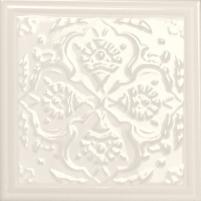 Dekoratyvinės plytelės 15*15 ARMONIA C MARFIL, dekoruota plytelė Akmens masės apdailos plytelės