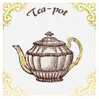 Dekoratyvinės plytelės 15*15 IRISH TEA, dekoruota plytelė Akmens masės apdailos plytelės