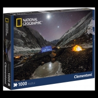 Dėlionė 1000 National Geographic - Everest Camp