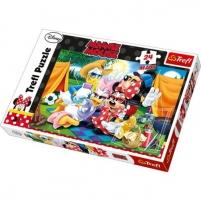 Dėlionė 14220 TREFL Minnie Mouse , 24 det. Dėlionės vaikams