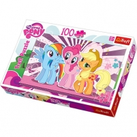 Dėlionė 16228 Trefl Puzle My Little Pony, 100 det. Jigsaw for kids