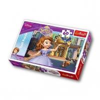 Dėlionė 17239 Trefl Puzle Princese Sofija, 60 det. Jigsaw for kids