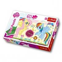 Dėlionė 17240 Trefl Puzle My Little Pony, 60 det. Jigsaw for kids