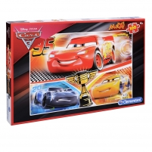 Dėlionė PZL 100 Maxi (Spec.Coll.) Cars 3