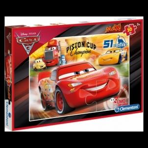 Dėlionė PZL 30 Maxi (Spec.Coll.) Cars 3