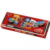 Dėlionė TREFL 00817 Domino Cars Galda spēles bērniem