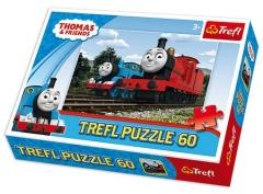 Dėlionė TREFL 17200 Puzzle Thomas & Friends 60 эл. Jigsaw for kids