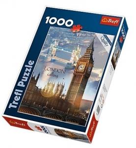 Dėlionė TREFL London, 1000 det. 10395