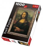 Dėlionė Trefl Mona Liza, 1000 det 10002