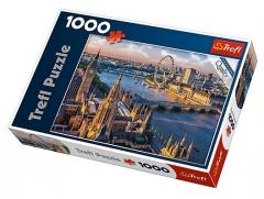 Dėlionė Trefl Puzzle London, England 1000 элементов 10404 Jigsaw for kids