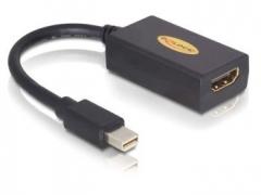 Delock adapteris Displayport mini(M) -> HDMI(F) 18cm