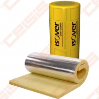 Demblys ISOVER ML-3 Plus (VENTILAM ALU Plus) Dn30 (8m²) Izpūstas plastmasas čaulas