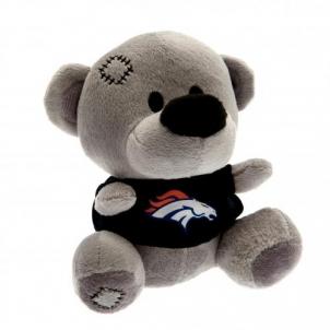Denver Broncos pliušinis meškiukas (Pilkas)