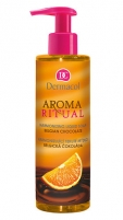 Dermacol Aroma Ritual Liquid Soap Belgian Chocolate Cosmetic 250ml Soap