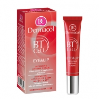 Dermacol BT Cell Eye&Lip Intensive Lifting Cream Cosmetic 15ml Eye care