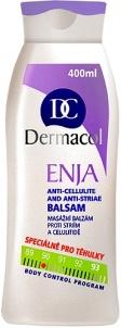 Dermacol Enja Balsam Anti Cellulite Cosmetic 400ml Stangrinamosios kūno priežiūros priemonės