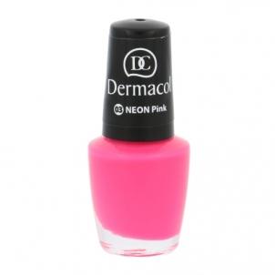 Dermacol Neon Polish Cosmetic 5ml Nr.03 Dekoratyvinė kosmetika nagams
