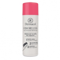 Dermacol Odorless Nail Polish Remover Cosmetic 120ml