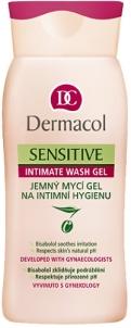 Dermacol Sensitive Intimate Wash Gel Cosmetic 200ml Intīmā higiēna