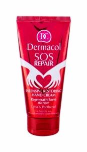 Dermacol SOS Repair Hand Cream Cosmetic 75ml Rankų priežiūros priemonės