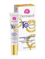 Dermacol Time Coat Intense Perfector Eye&Lip Cream Cosmetic 15ml