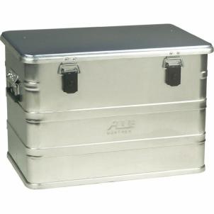 Dėžė įrankiams Alutec 30076 Aluminium Transport Box Dimensions (L x W x H) 592 x 388 x 409 mm Įrankių dėžės krepšiai