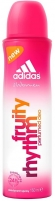 Dezodorantas Adidas Fruity Rhythm Woman 150ml Dezodorantai/ antiperspirantai