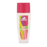 Dezodorantas Adidas Get Ready! Deodorant Women 75ml Dezodorantai/ antiperspirantai