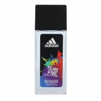 Dezodorantas Adidas Team Five Deodorant Men 75ml