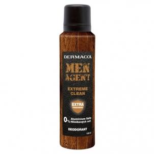 Dezodorantas Dermacol Men Agent Extreme Clean Deodorant Cosmetic 150ml