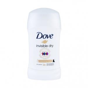 Dezodorantas Dove Invisible Dry Anti-Perspirant 48h Deostick Cosmetic 30ml