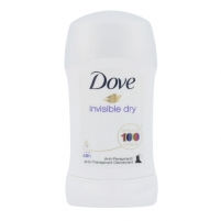 Dezodorantas Dove Invisible Dry Anti-Perspirant 48h Deostick Cosmetic 40ml