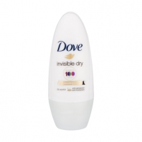 Dezodorantas Dove Invisible Dry Anti-Perspirant 48h Roll-On Cosmetic 50ml Dezodorantai/ antiperspirantai