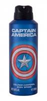 Dezodorantas Marvel Captain America 200ml Dezodorantai/ antiperspirantai