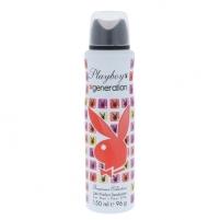 Dezodorantas Playboy Generation For Her Deodorant 150ml