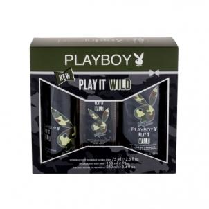 Dezodorantas Playboy Play It Wild Deodorant 150ml (Rinkinys) Dezodorantai/ antiperspirantai