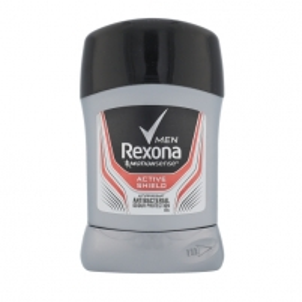 Dezodorantas Rexona Men Active Shield 48H Anti-Perspirant Deostick Cosmetic 50ml
