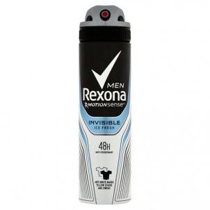 Dezodorantas Rexona Men Motionsense Invisible Ice Fresh 150 ml
