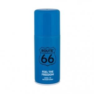 Dezodorantas Route 66 Feel The Freedom Deodorant 150ml Deodorants/anti-perspirants